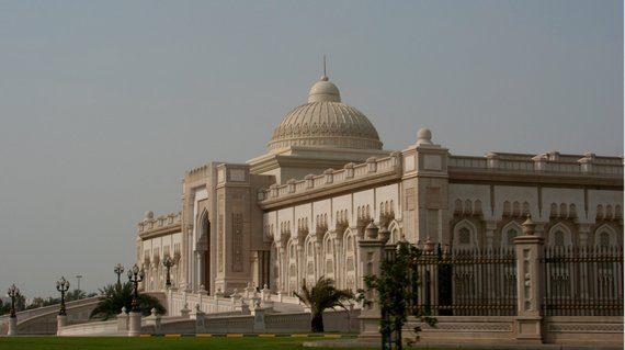 Sharjah University - Photograph By Shahin Olakara
